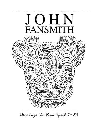 jfansmith Show Flyer 4-15